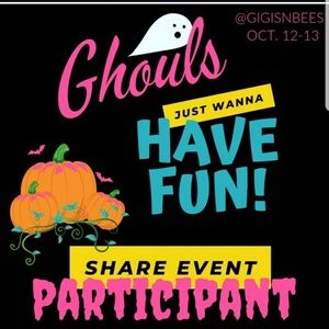 Ghouls Event
